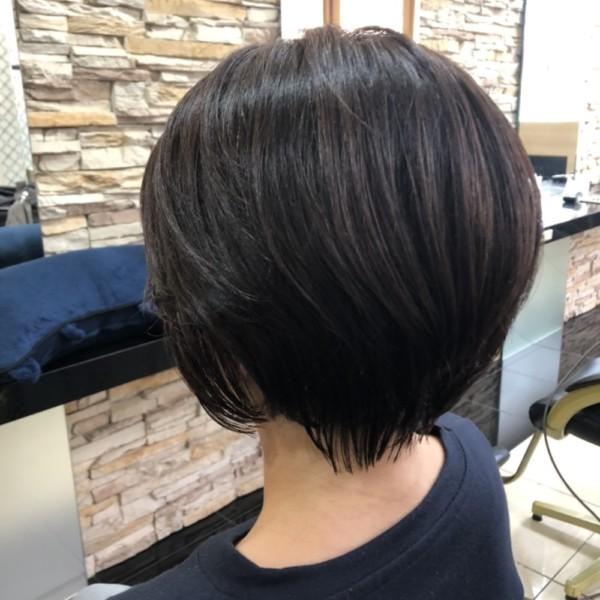 髪質改善安藤