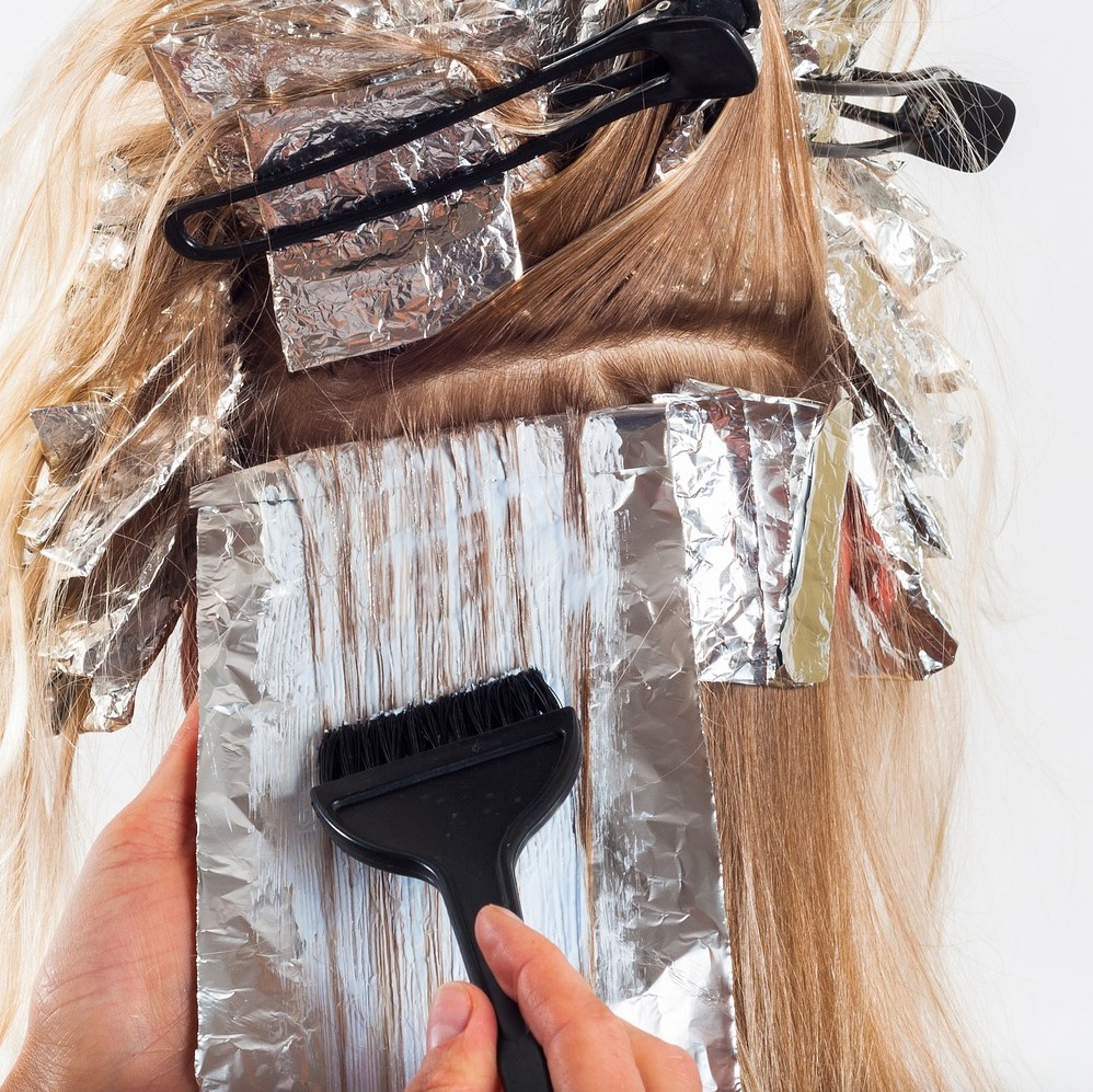 横浜反町美容室YUME-YUIはオリジナル薬剤で髪に優しい